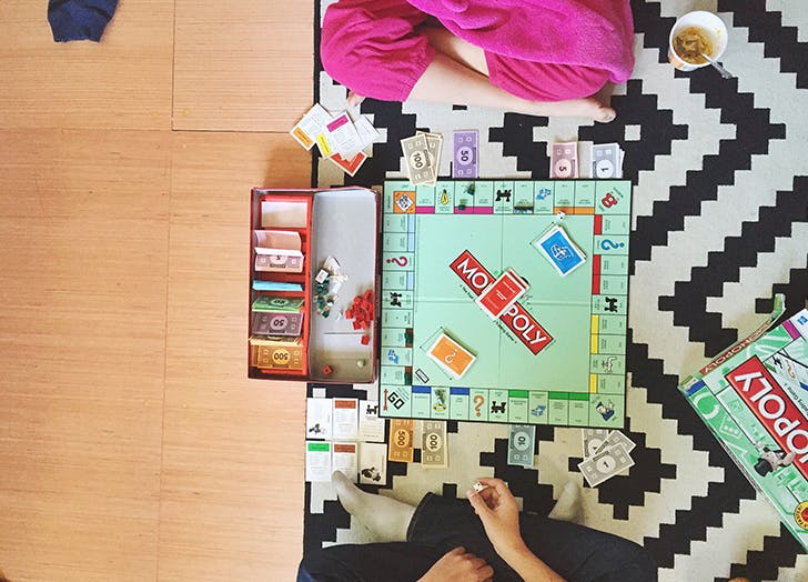 The Real Reason the Royal Family Isn't Allowed to Play Monopoly
