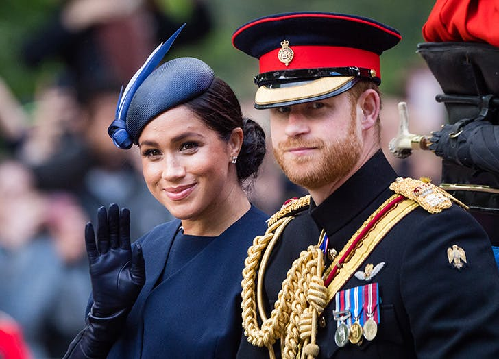 Lifetime Is Making a Movie About Harry & Meghan's Split from the Royal Fam and…Oh, Boy
