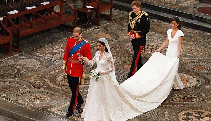 prince william wedding sweat proof
