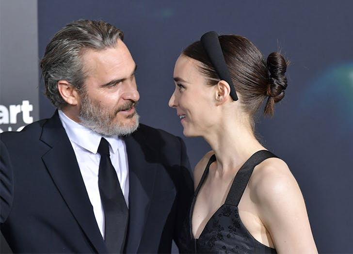 Joaquin Phoenix & Rooney Mara Are Reportedly Expecting Their First Child Together