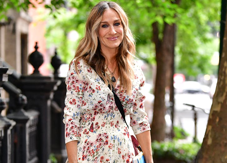 Sarah Jessica Parker Just Gave Us an Exciting Update on the Potential Cast of 'Hocus Pocus 2'