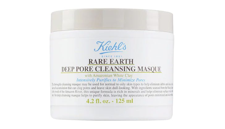 sephora Kiehl s Since 1851 Rare Earth Deep Pore Cleansing Masque