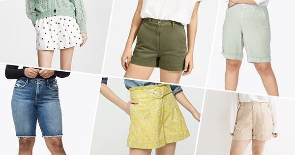 18 Pairs of Shorts Under $150 to Shop Before Summer Officially Starts