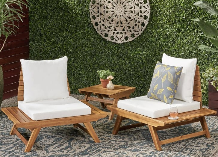 10 Small Balcony Furniture Ideas That
