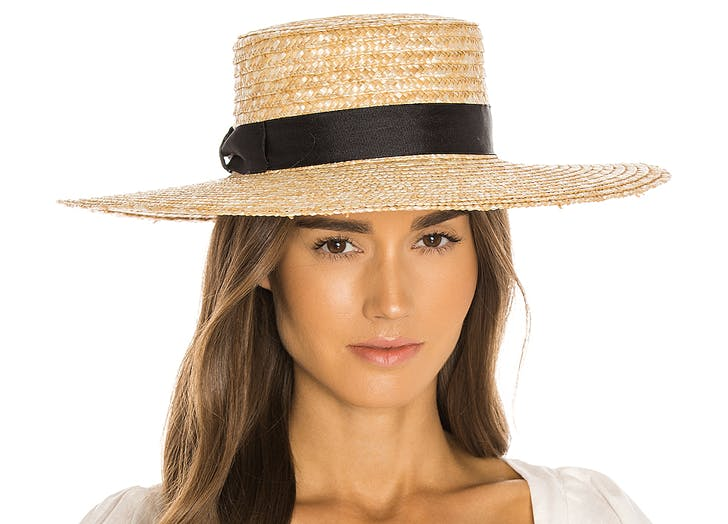 summer hats for women lack of color straw boater