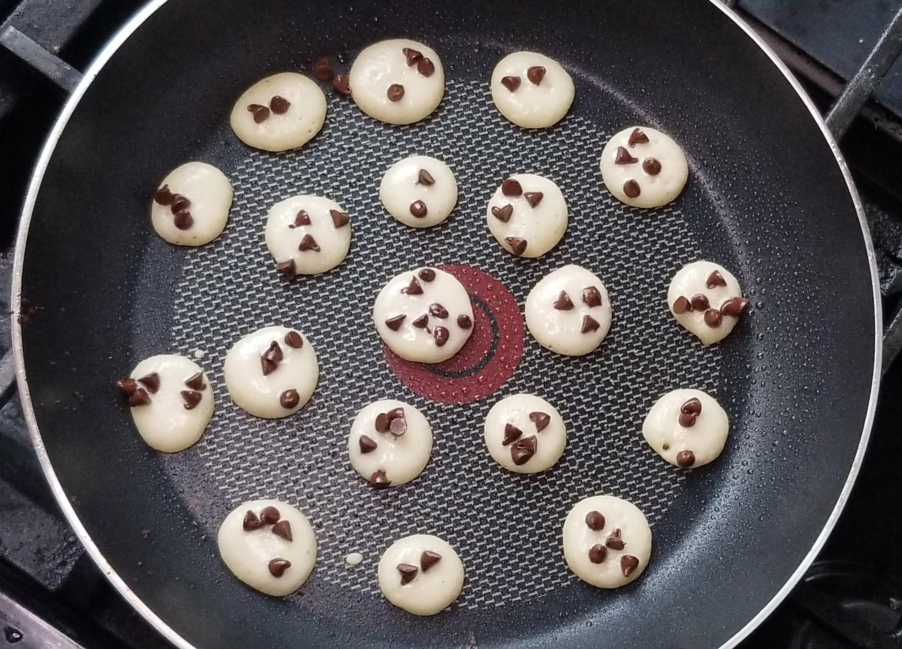 tiktok viral foods pancake cereal batter