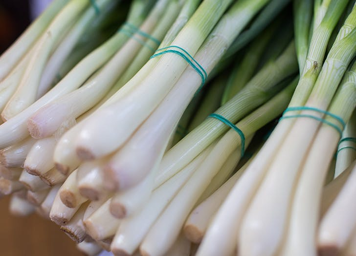 A Genius Trick for Saving Leftover Green Onions