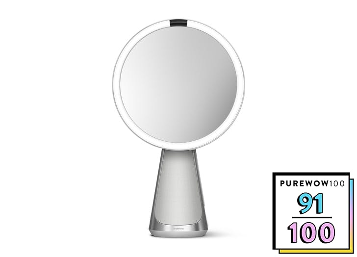 With the SimpleHuman Sensor Mirror Hi-Fi, I Can Spot a Blemish Before It Fully Appears