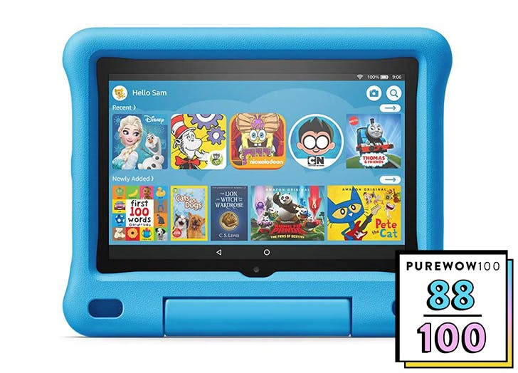 amazon fire 8 kids edition purewow review