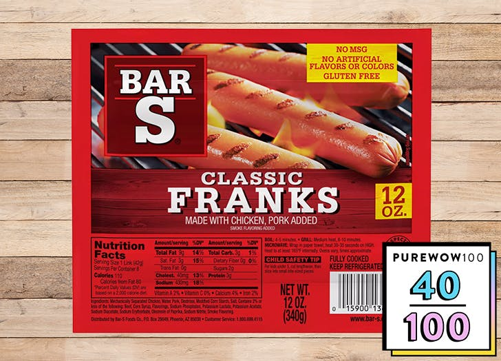best grocery store hot dogs bar s classic franks