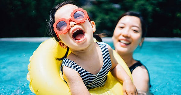 The 25 Best Pool Games for Kids to Maximize Summer Fun (And Minimize Whining)
