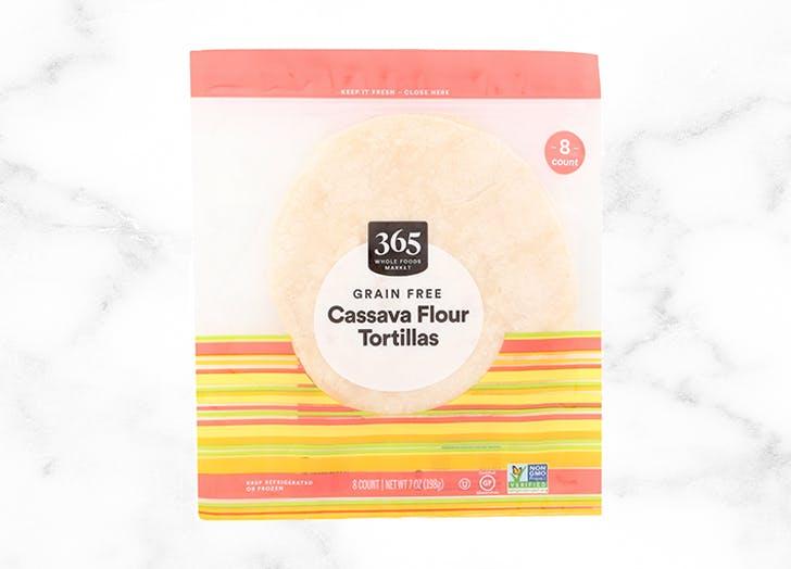 best whole foods products cassava flour tortillas