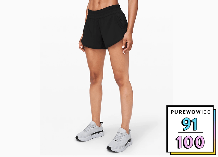 best running shorts lululemon pw 100