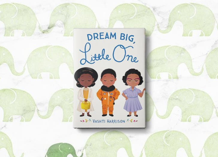 books for young kids dream big