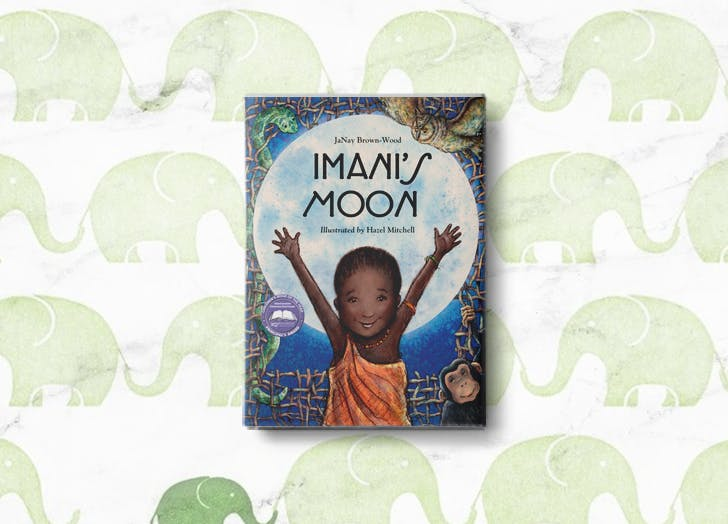 books for young kids imani s moon