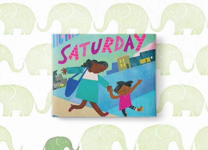 books for young kids saturdays