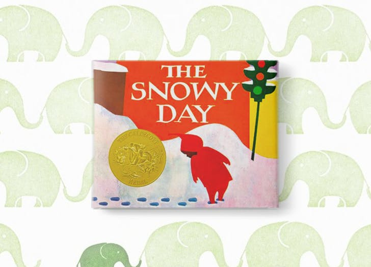 books for young kids the snowy day