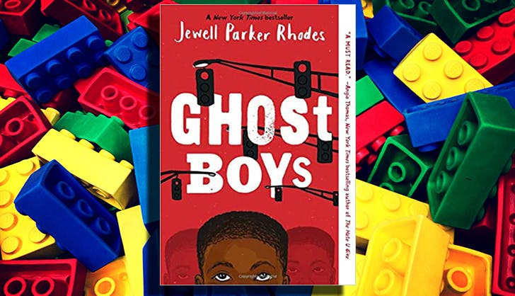 childrens books on racism ghost boys