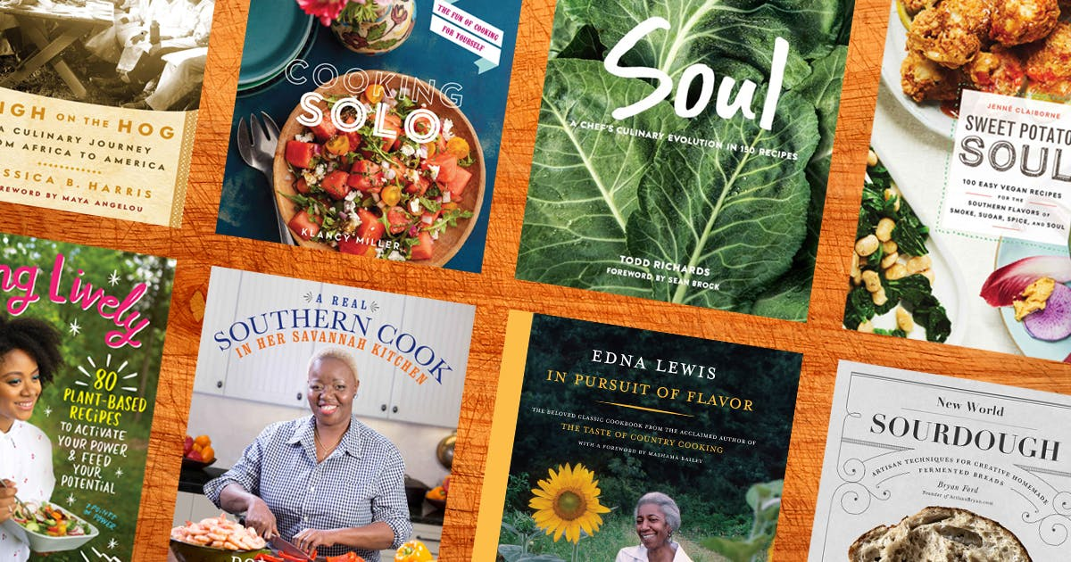 21 Cookbooks by Black Authors You Should Add to Your Shelf
