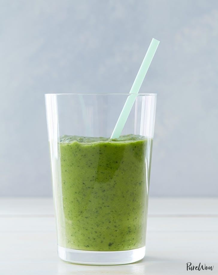 easy healthy smoothie recipes green smoothie avocado apple