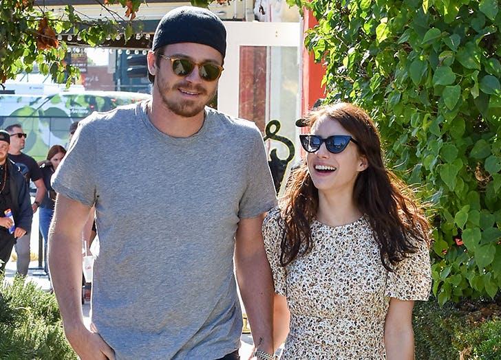 All The Details On Emma Roberts S Boyfriend Garrett Hedlund Purewow