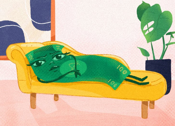 Money Anxiety? We Talked to a Financial Therapist About How to Cope