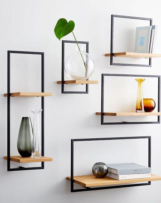 floating shelves ideas west elm