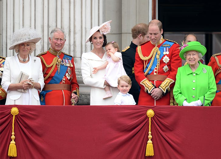 What Does Prince George Call Prince Charles? His Nickname Is Unexpectedly Formal