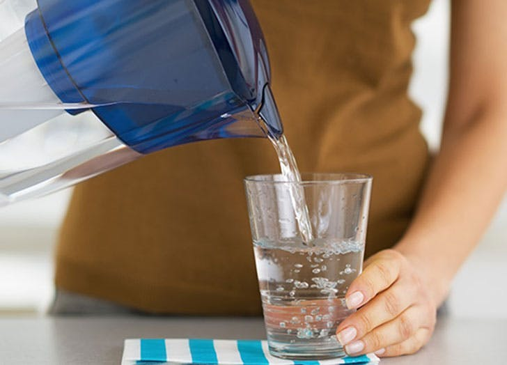 Here's How to Make Alkaline Water at Home (So You Don't Have to Buy It)