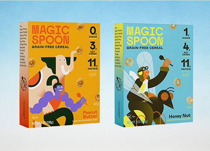 Magic Spoon—the Keto-Friendly, Low-Carb, Gluten-Free Cereal That Keeps Selling Out—Just Added 2 New Flavors