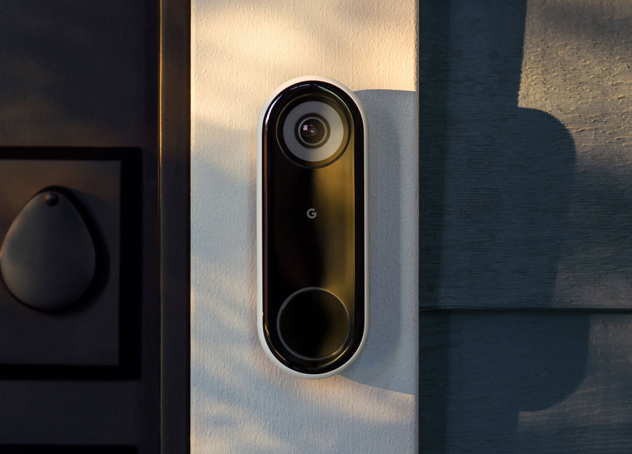 nest hello review doorway