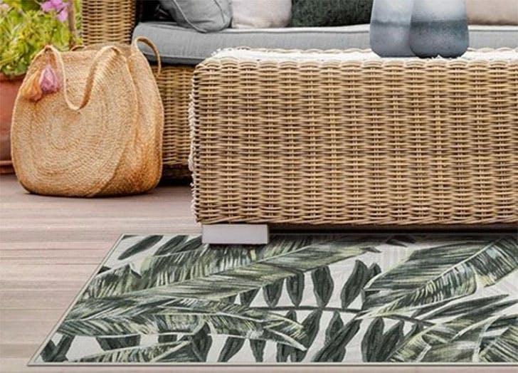 outdoor rugs cat