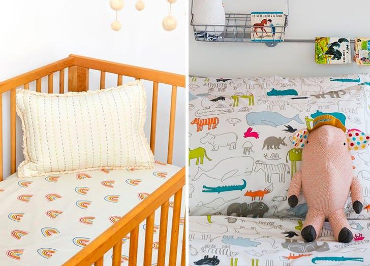 pehr kids bedding and crib sheets
