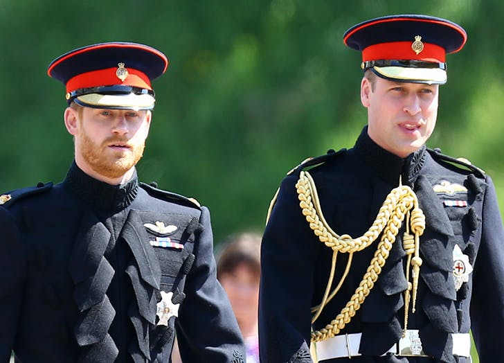 Newest Royal Book 'Battle of Brothers' Will Delve into Prince Harry & Prince William's Relationship