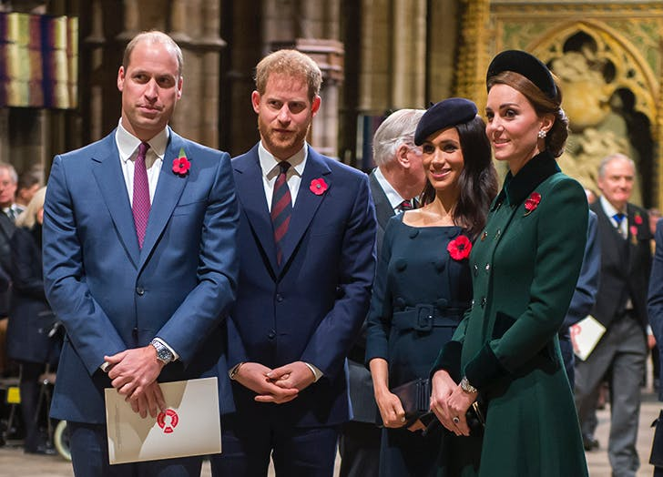 Bodyguards Have Secret Code Names for the Royal Family