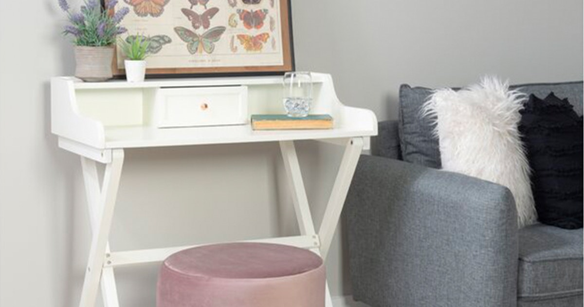 6 Small Foldable Desks For When Space Is An Issue Purewow