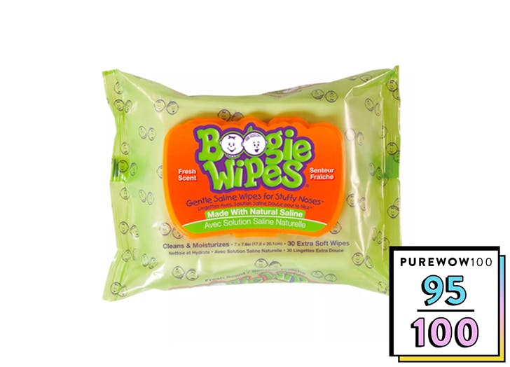 These Cold-Relief Boogie Wipes Are Meant for Kids, But Here's Why I'm Buying Them in Bulk for Me