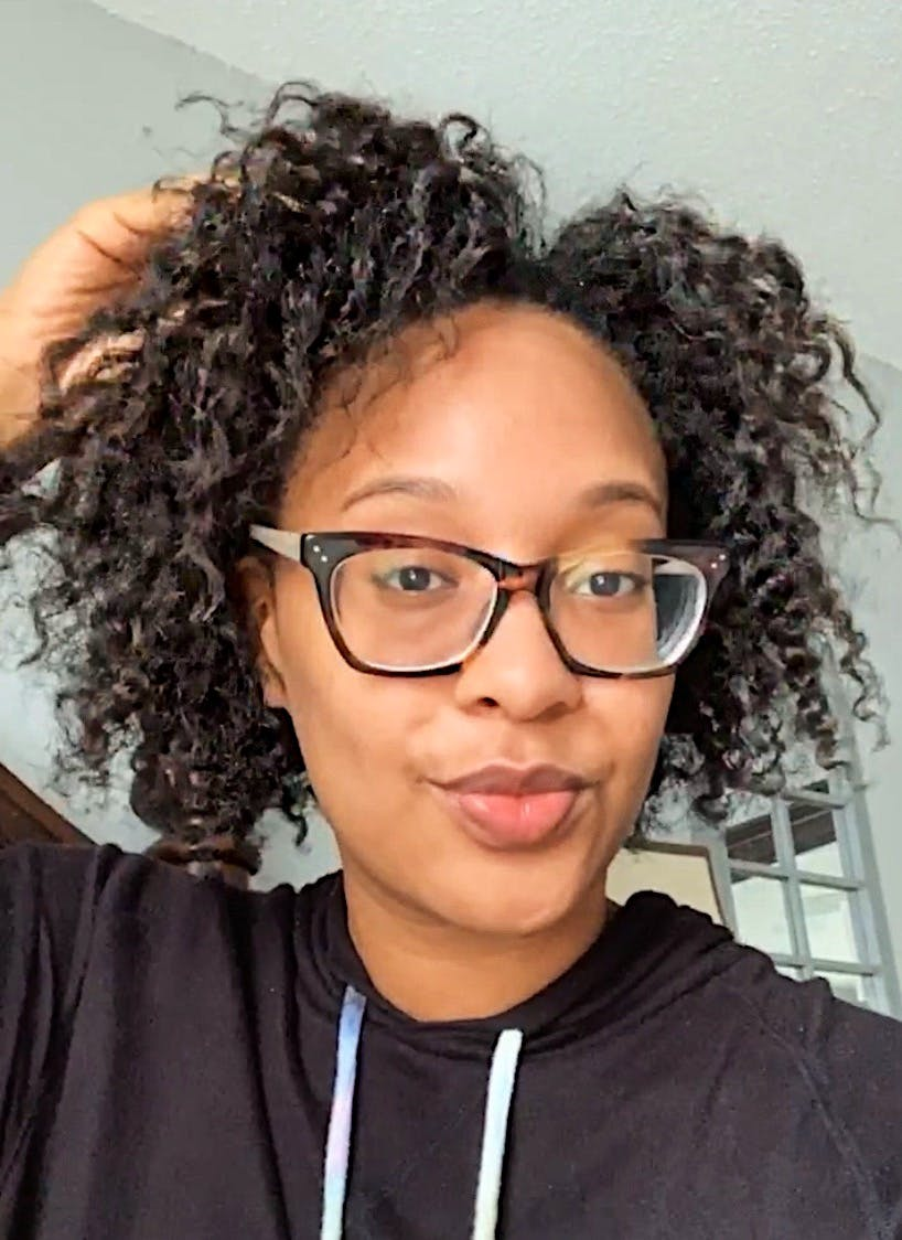 Natural Hair Remedies Before
