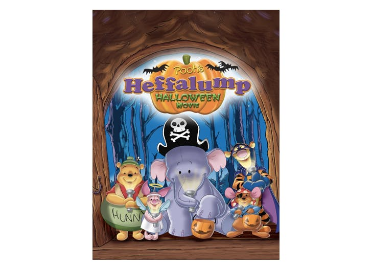Pooh s Heffalump Halloween Movie
