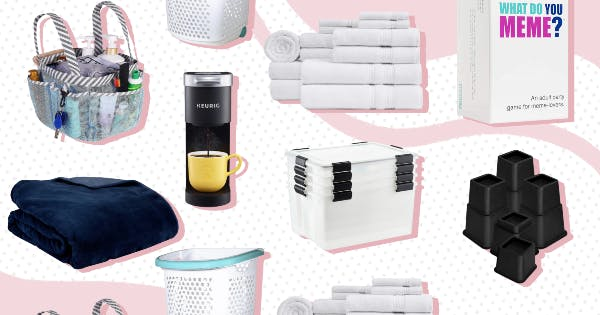 The Ultimate College Shopping List, According to Current Students & And 2 RA's