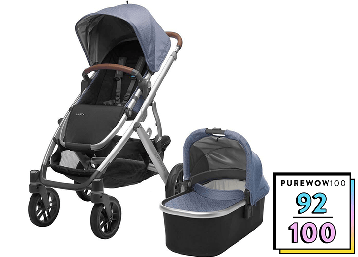 The UPPAbaby VISTA Has Everything You Want in a Stroller (And Then Some)