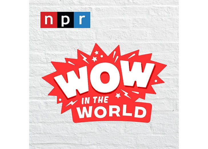 Wow in the world educational podcasts for kids