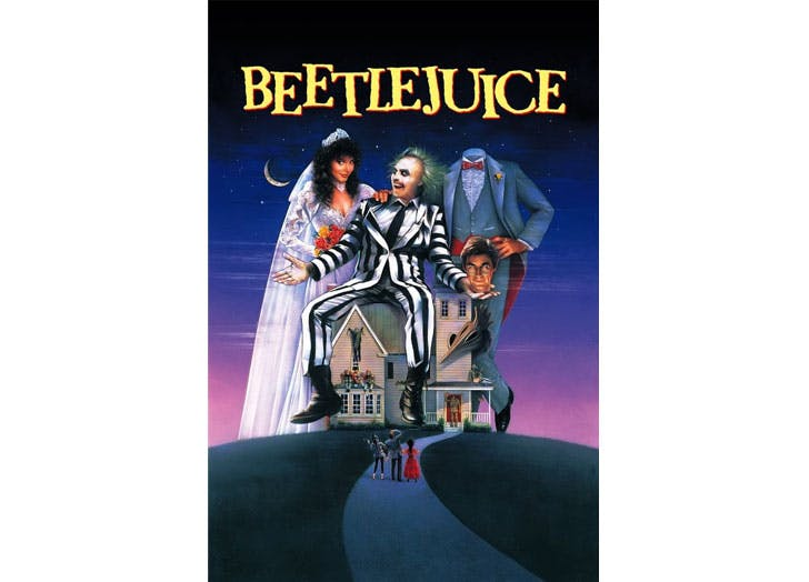 halloween movies for kids beetlejuice