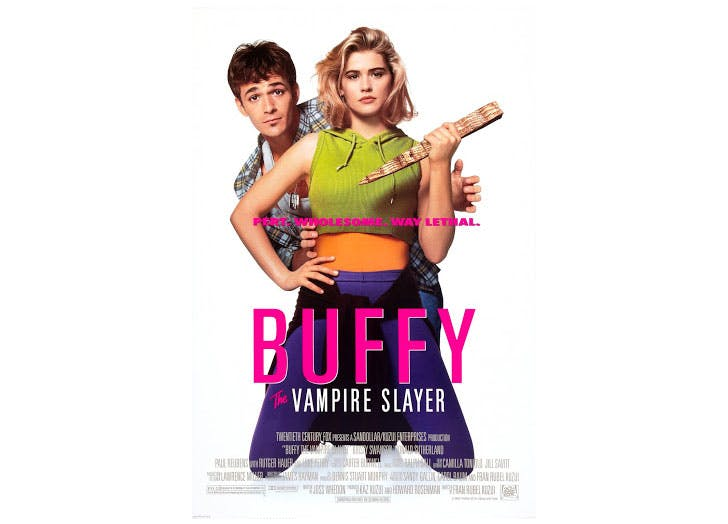 halloween movies for kids buffy the vampire slayer