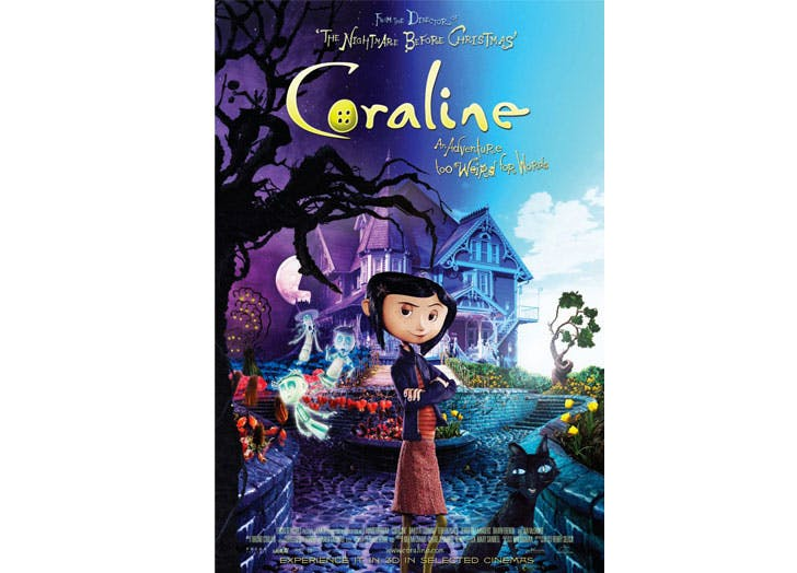 halloween movies for kids coraline