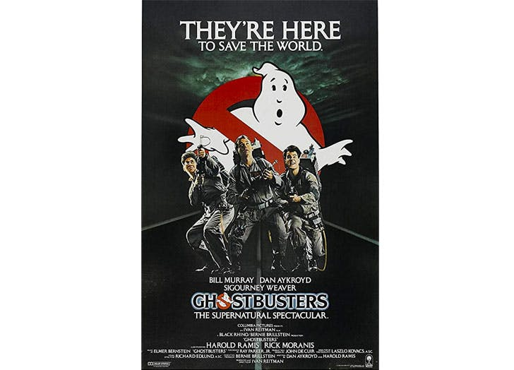 halloween movies for kids ghostbusters