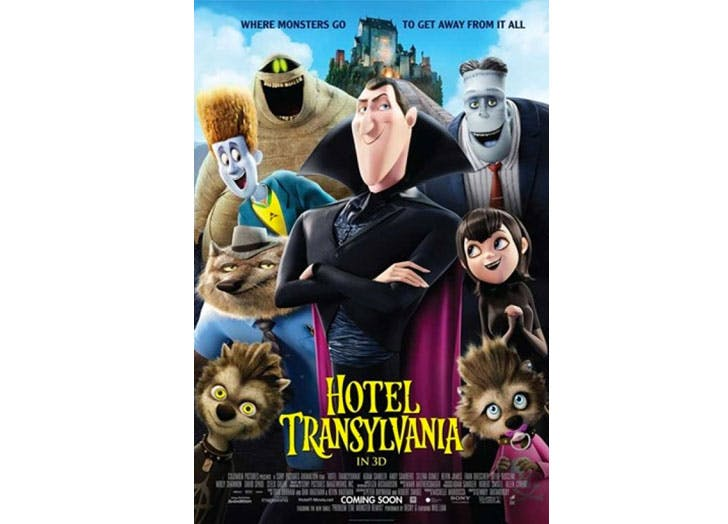 halloween movies for kids hotel translyvania