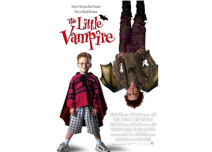 halloween movies for kids the little vampire
