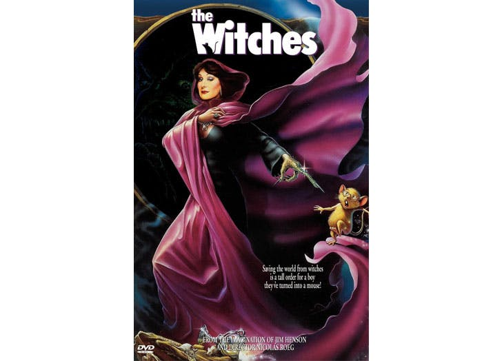 halloween movies for kids the witches