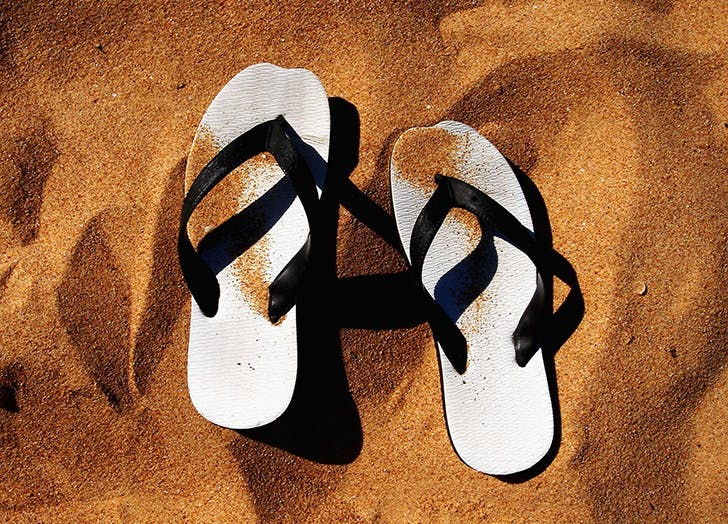 Why You Shouldn't Wear Flip-Flops, According to a Podiatrist